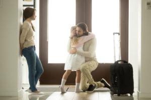 Jealousy Between Divorcing Parents and Children
