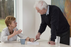 Senior Citizens and Divorce